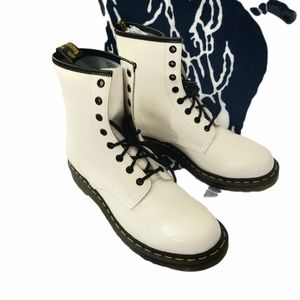 Dr. Martens, 1460 W Patent Leather, 10